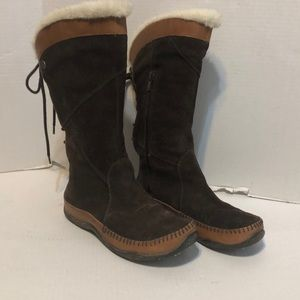 The north face boots 7.5